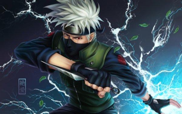 Anime Naruto Kakashi Hatake Fondo de pantalla HD | Fondo de Escritorio