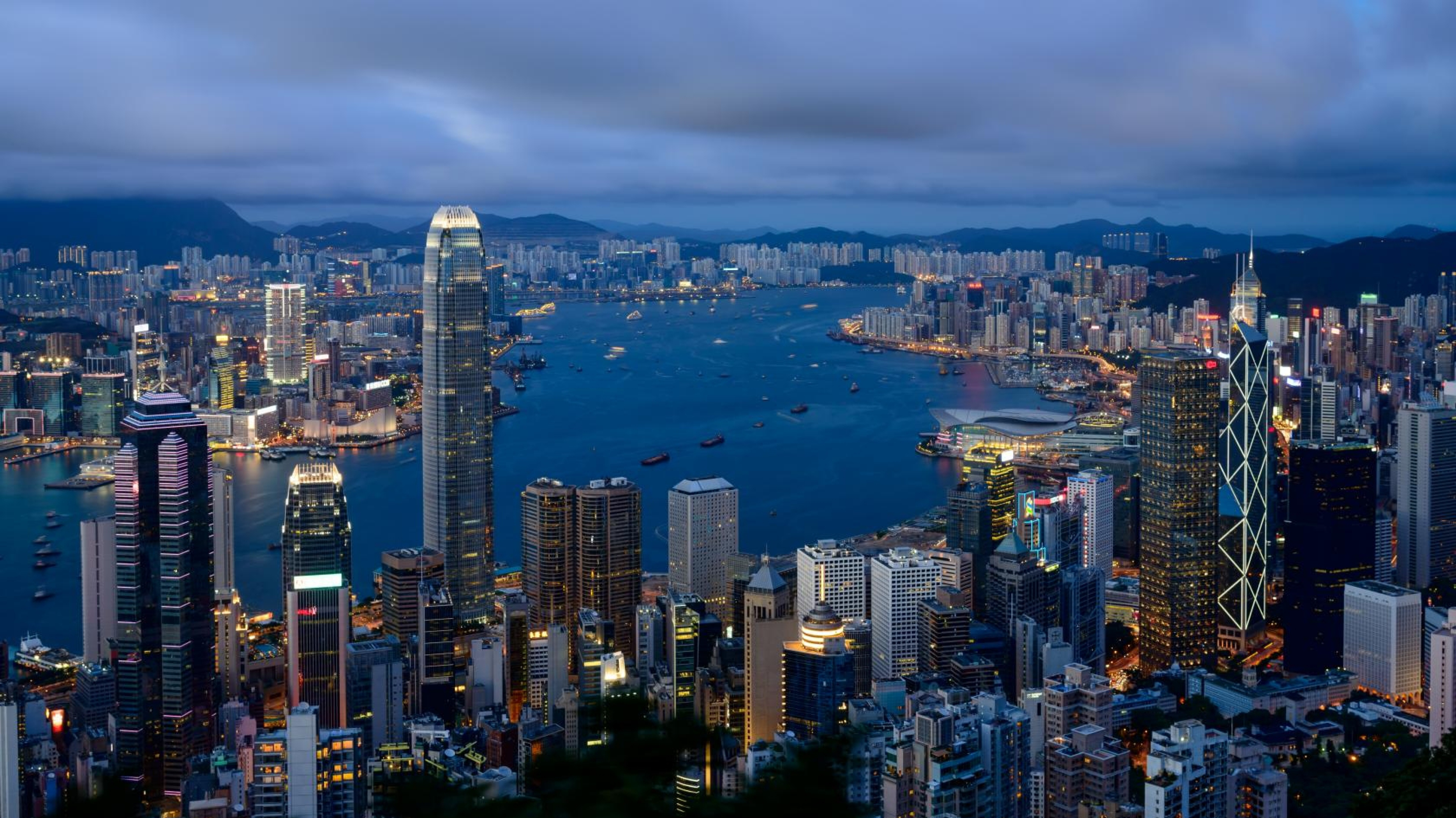 Hong Kong 4k Ultra HD Wallpaper And Background Image