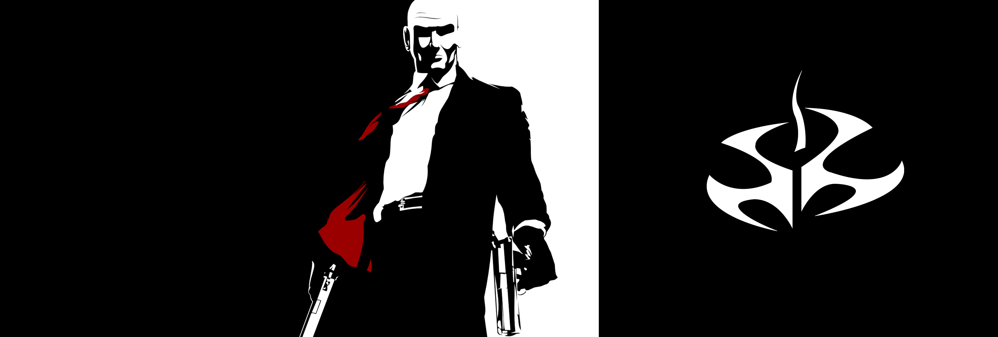 hitman full hd wallpaper and background image | 3200x1080 | id:666461