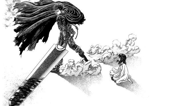 Anime Berserk Guts Casca HD Wallpaper | Background Image