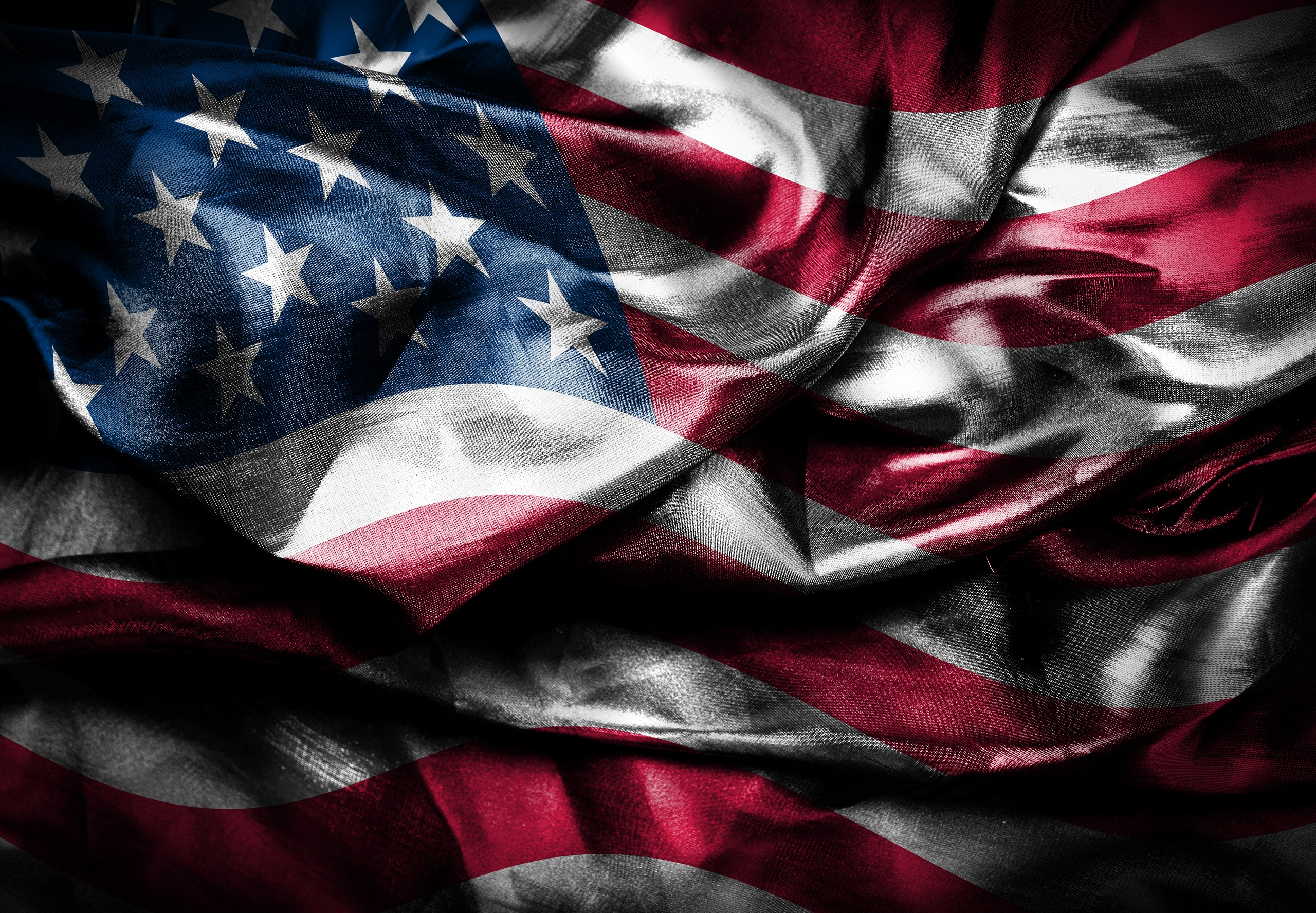 American Flag HD Wallpaper   Background Image   2560x1776 ...