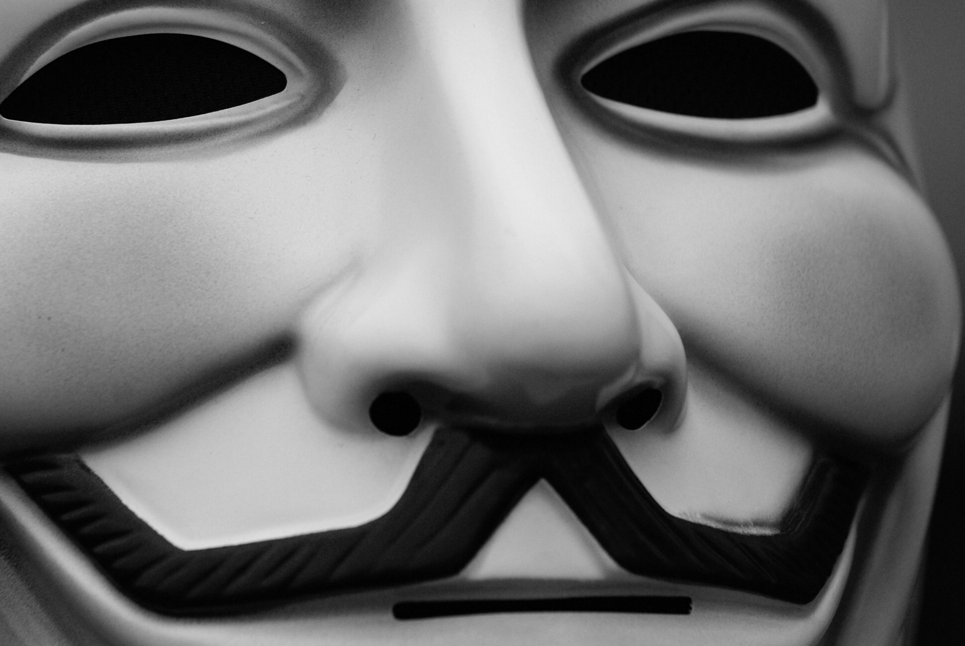 Technology - Anonymous  Mask Wallpaper