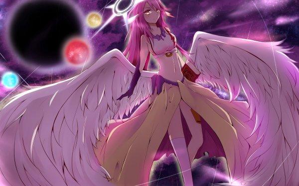 Anime No Game No Life Jibril HD Wallpaper | Background Image