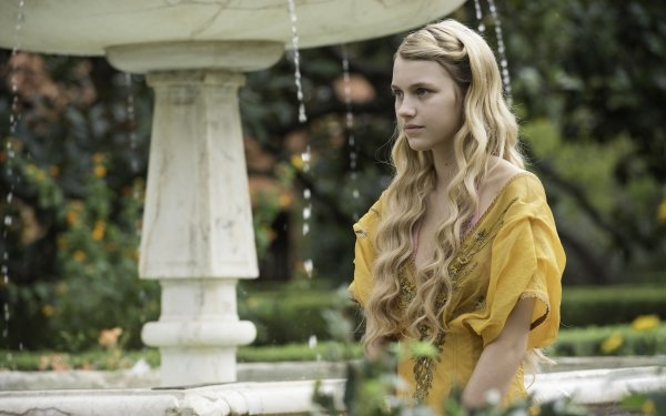 TV Show Game Of Thrones Myrcella Baratheon Nell Tiger Free HD Wallpaper   Background Image