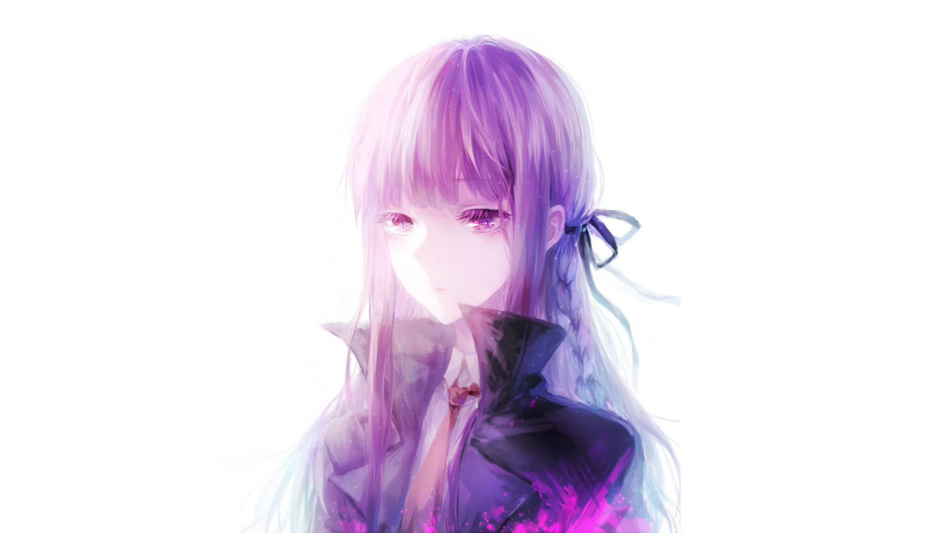 kirigiri kyouko full hd wallpaper and background image