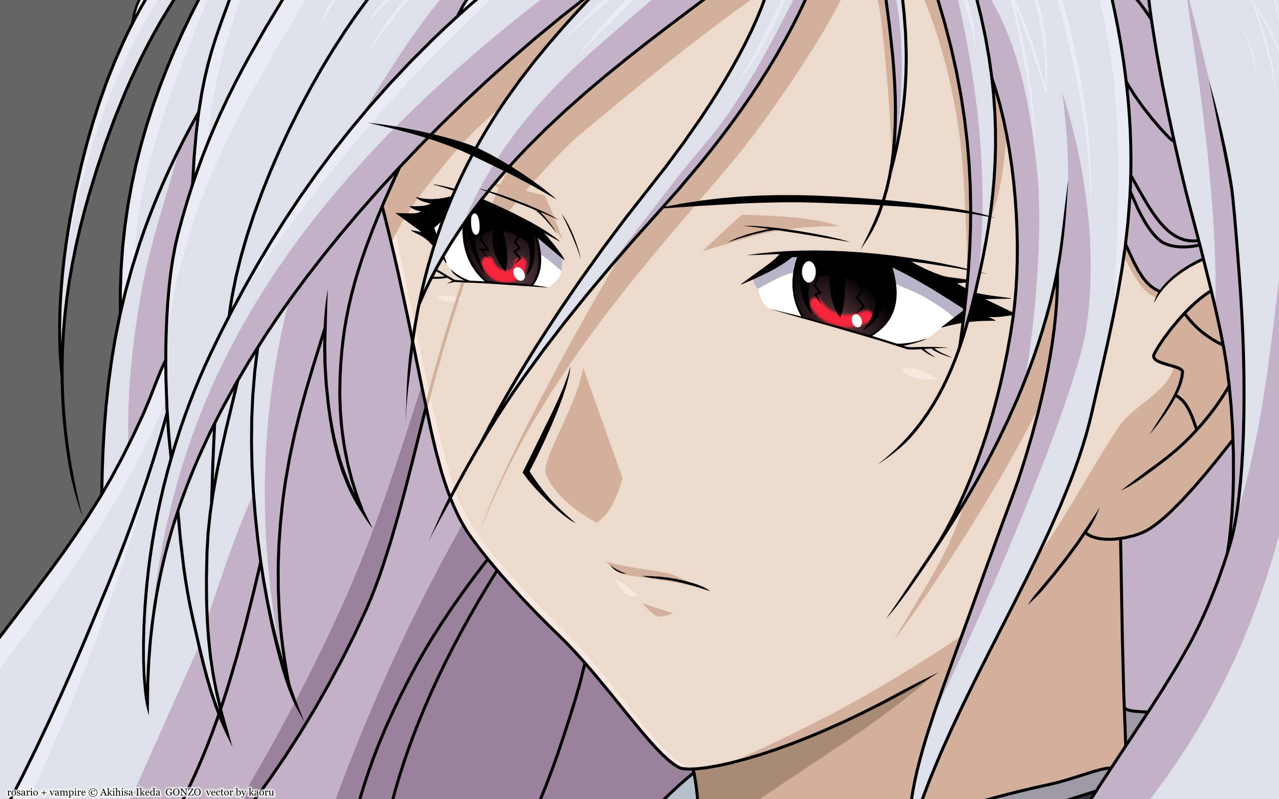 69 Rosario Vampire Hd Wallpapers Background Images Wallpaper Abyss
