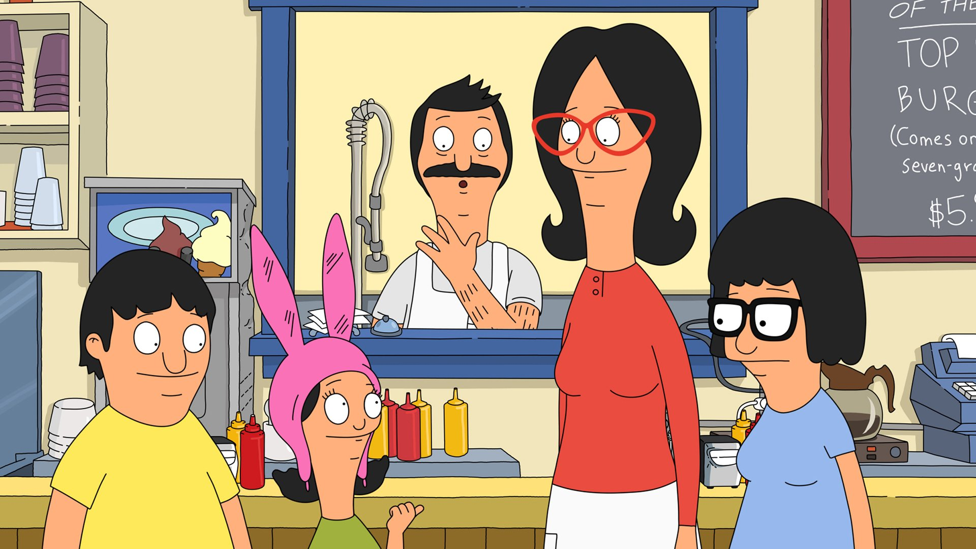 Bob S Burgers Full Hd Wallpaper And Background Image