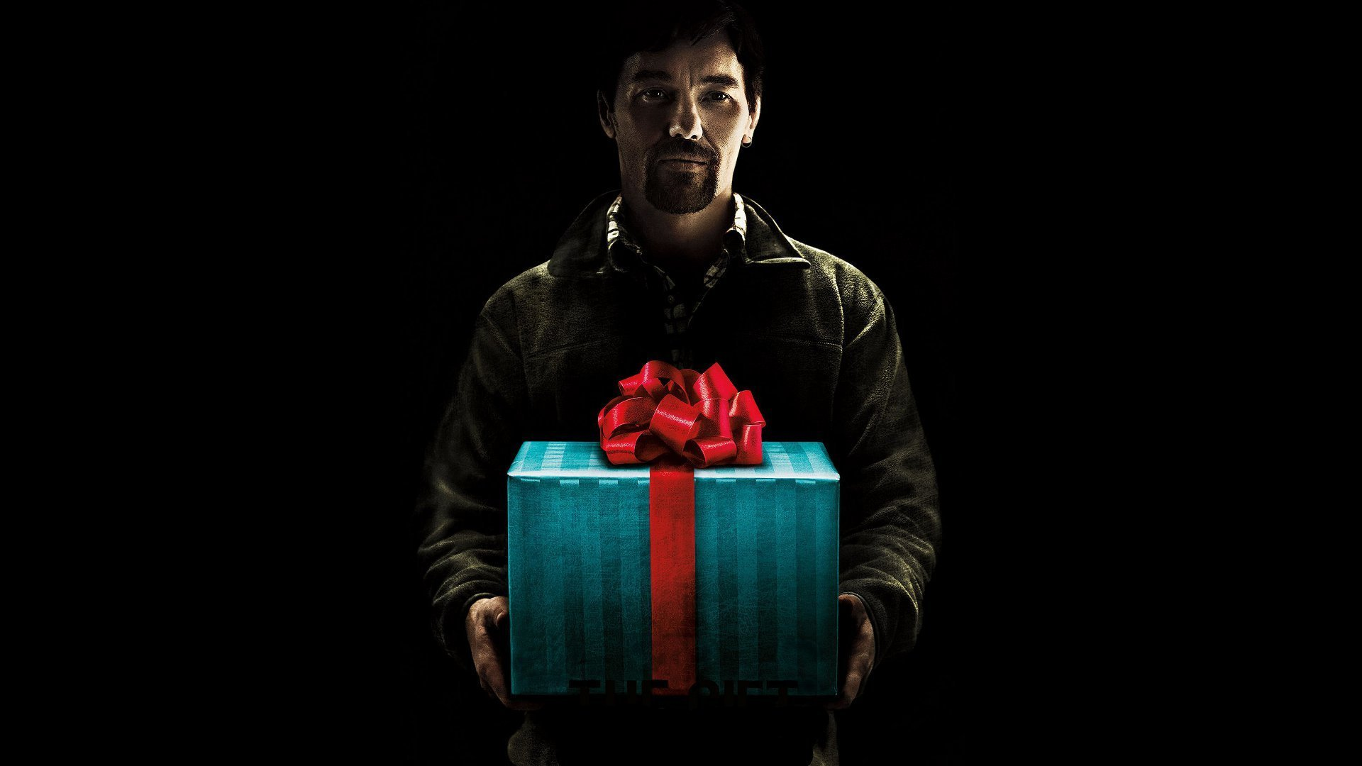 the gift A young married couple's lives are thrown into a harrowing tailspin when an acquaintance from the husband's past brings mysterious gifts and a horrifying secret to light after more than 20.
