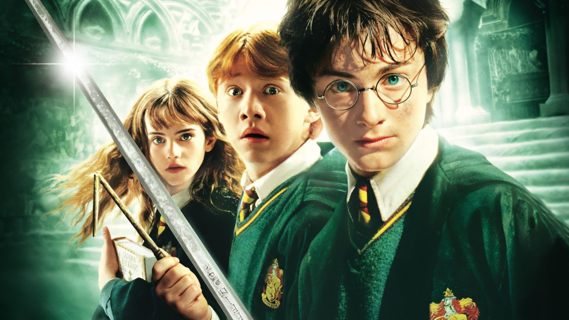 Harry Potter And The Chamber Of Secrets Fondo De Pantalla Hd