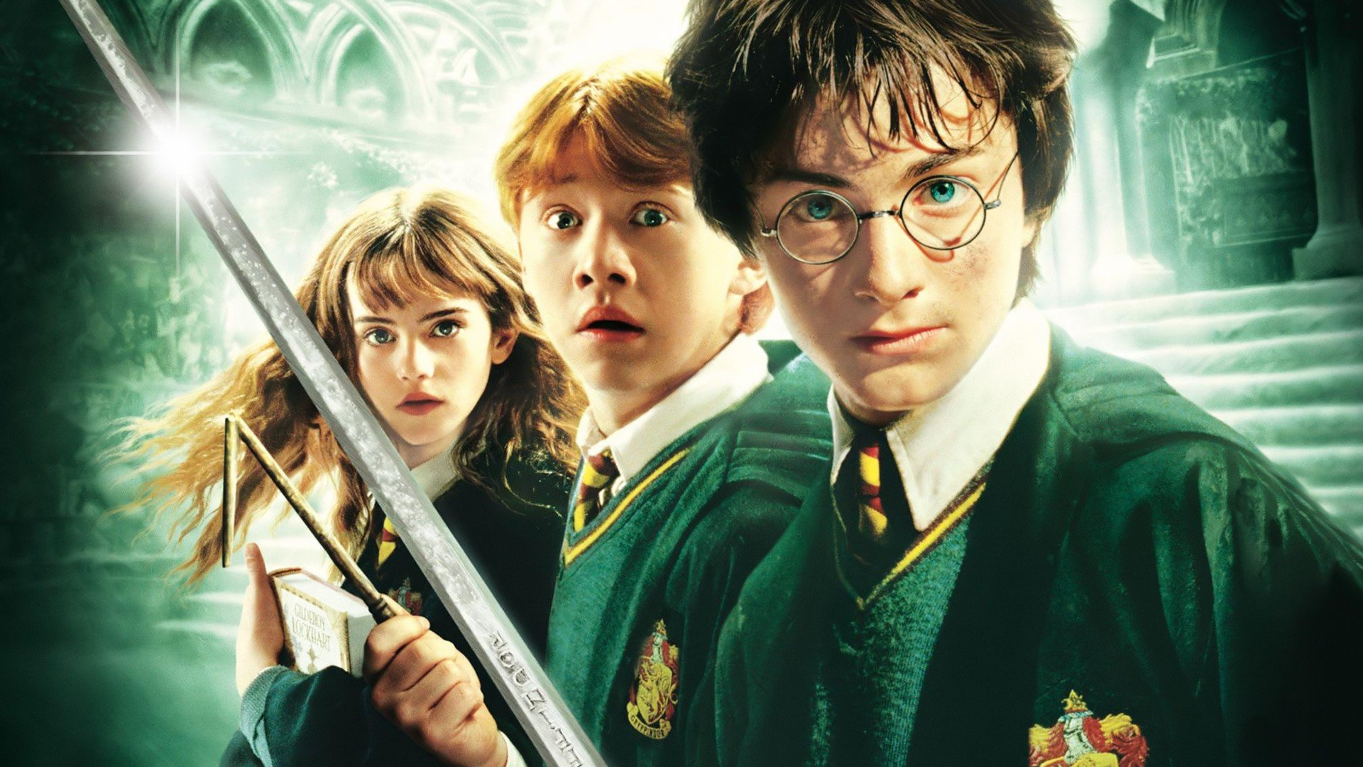Harry Potter And The Chamber Of Secrets Full HD Wallpaper