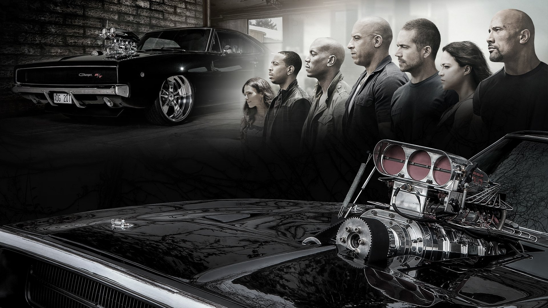 Fast And Furious 3 Full Movie >> Furious 7 Full HD Wallpaper and Background Image | 1920x1080 | ID:675565