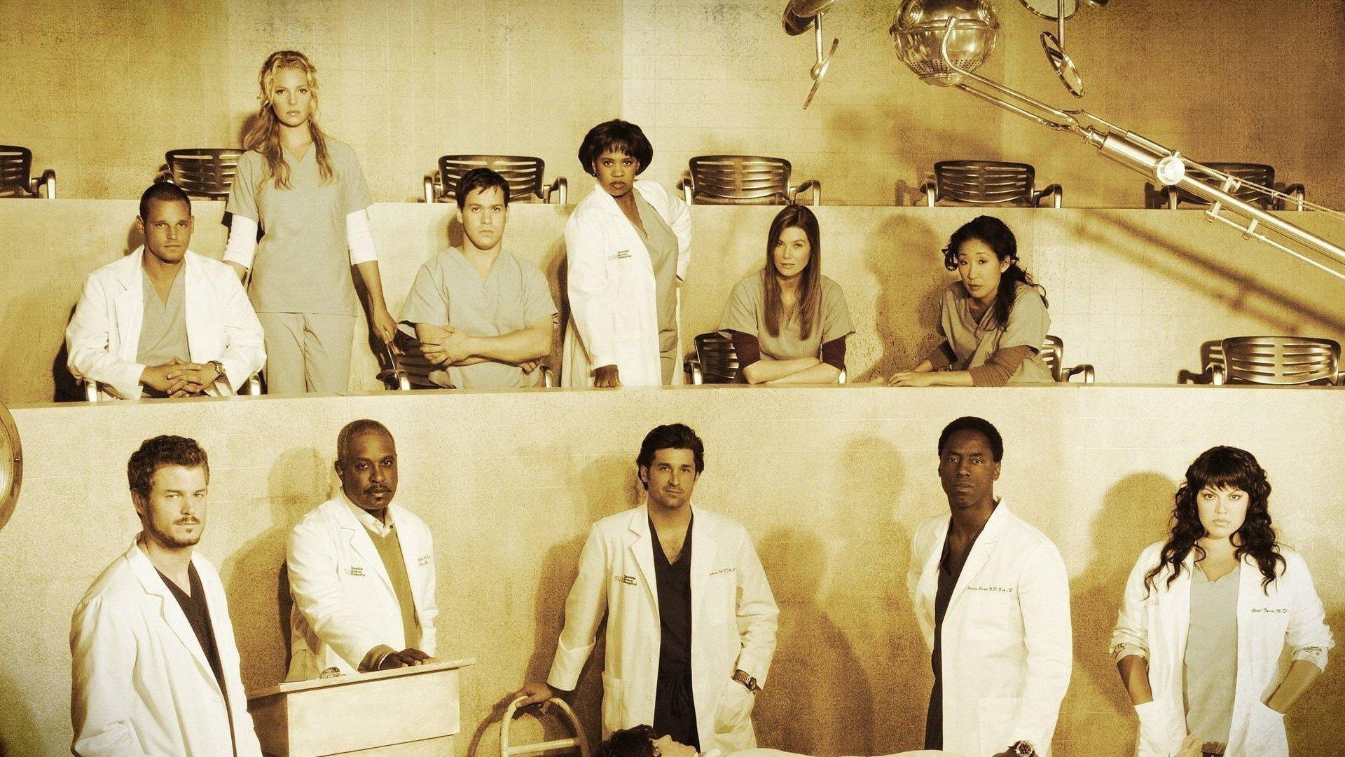 Grey's Anatomy Papel de Parede HD   Plano de Fundo ...