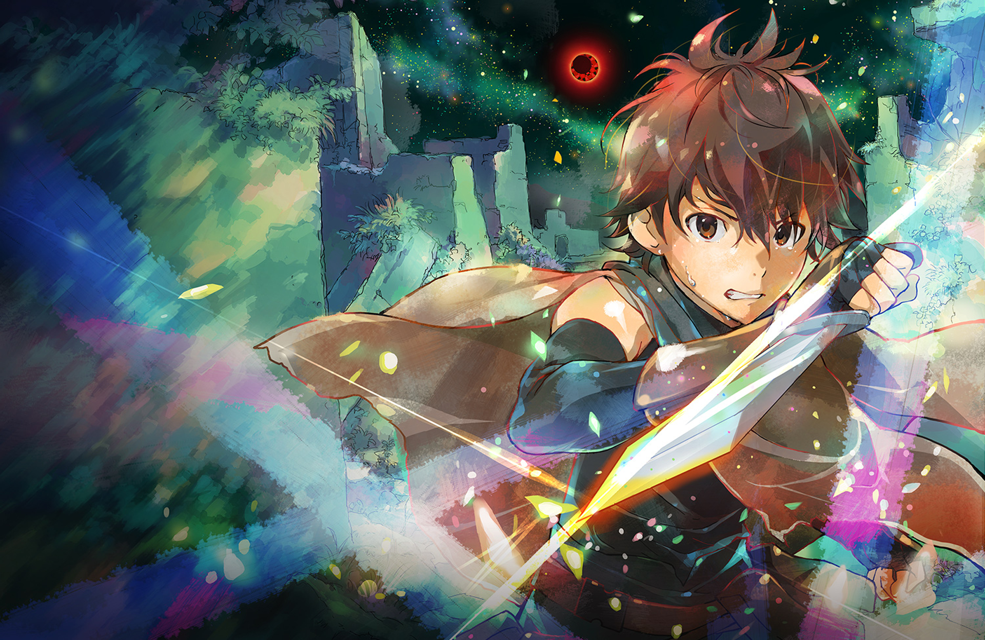 70 grimgar of fantasy and ash hd wallpapers | background images