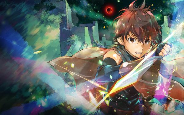 Anime Grimgar of Fantasy and Ash Haruhiro HD Wallpaper   Background Image