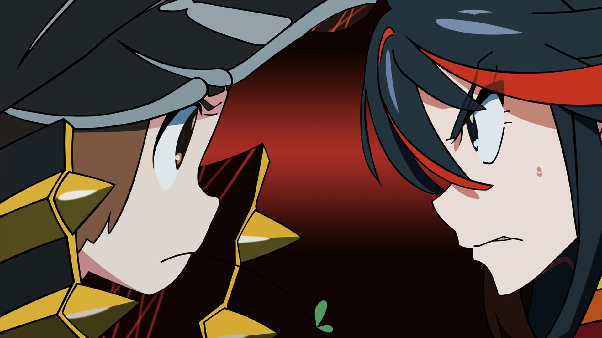 Mako And Ryuko Hd Wallpaper Background Image 1920x1080