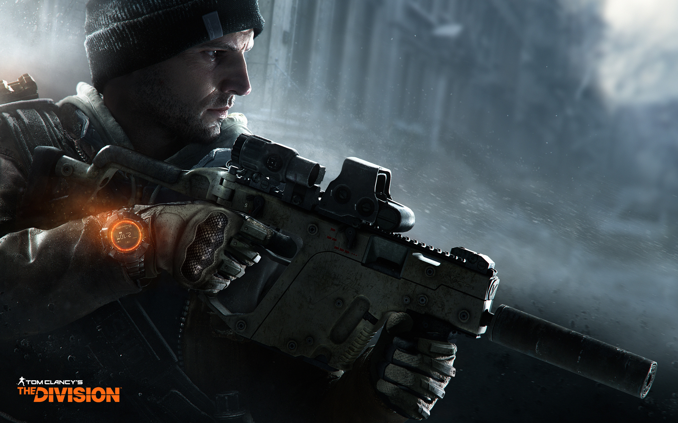 96 Tom Clancys The Division HD Wallpapers