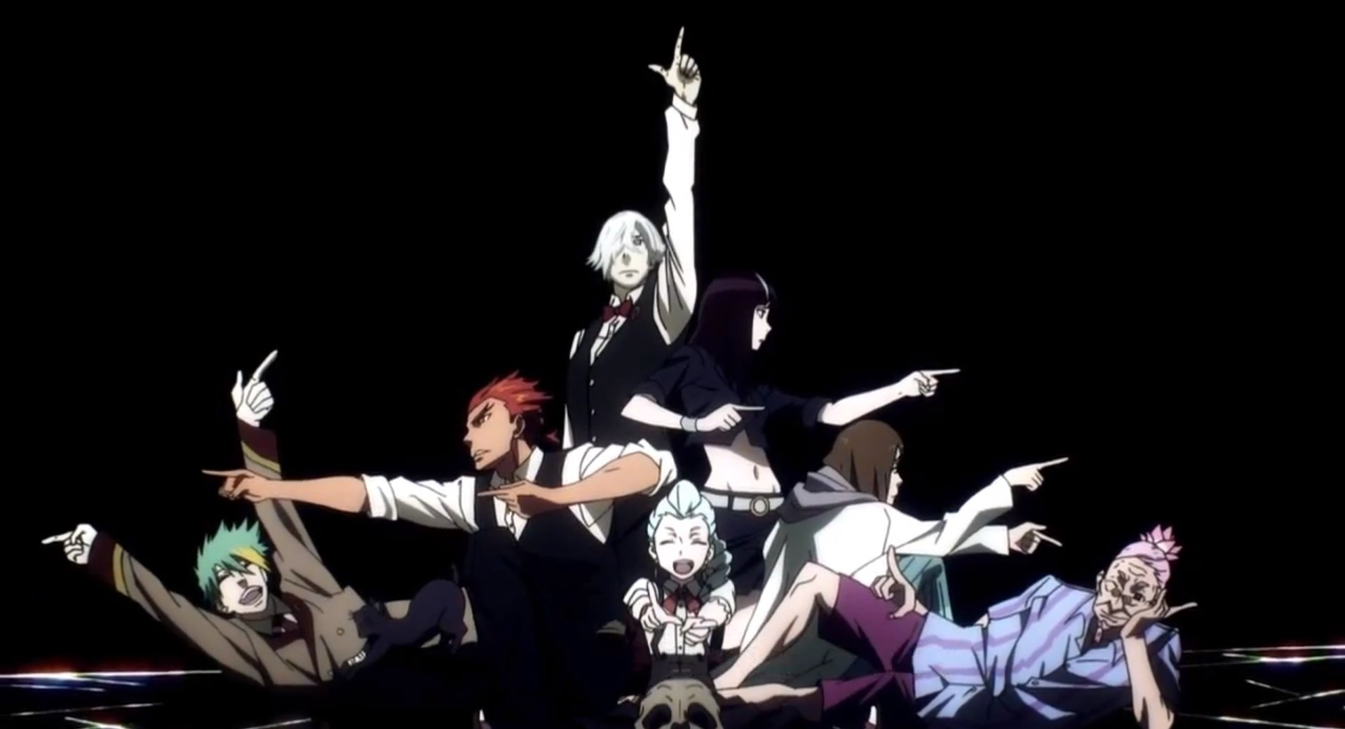 Anime Wallpapers Death Parade HD 4K Download For Mobile iPhone & PC