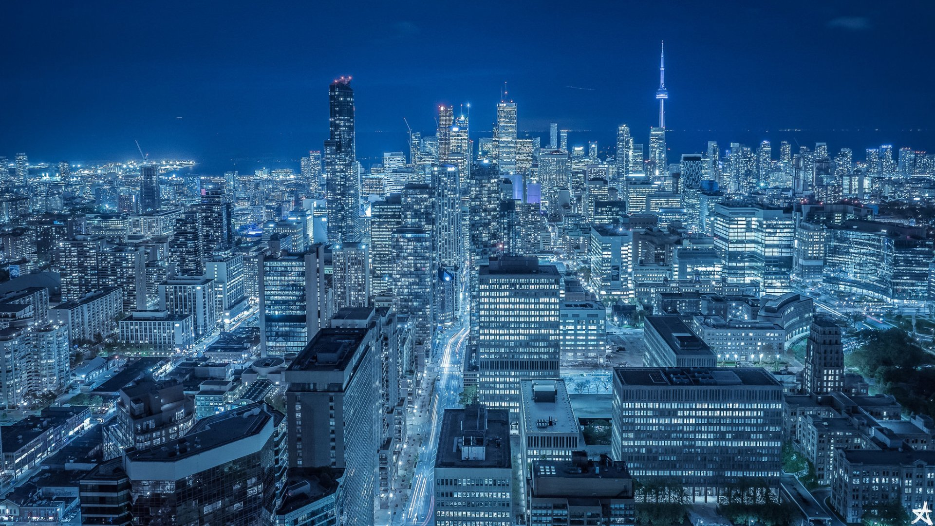 Toronto Hd Wallpaper Background Image 2048x1152 Id