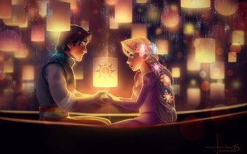 69 Tangled HD Wallpapers