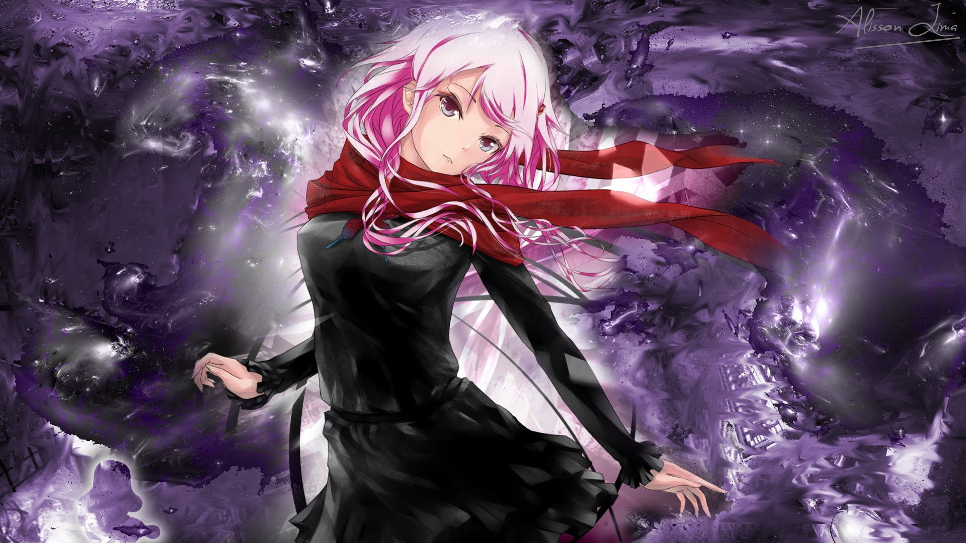 Inori Yuzuriha Full HD Wallpaper And Background Image