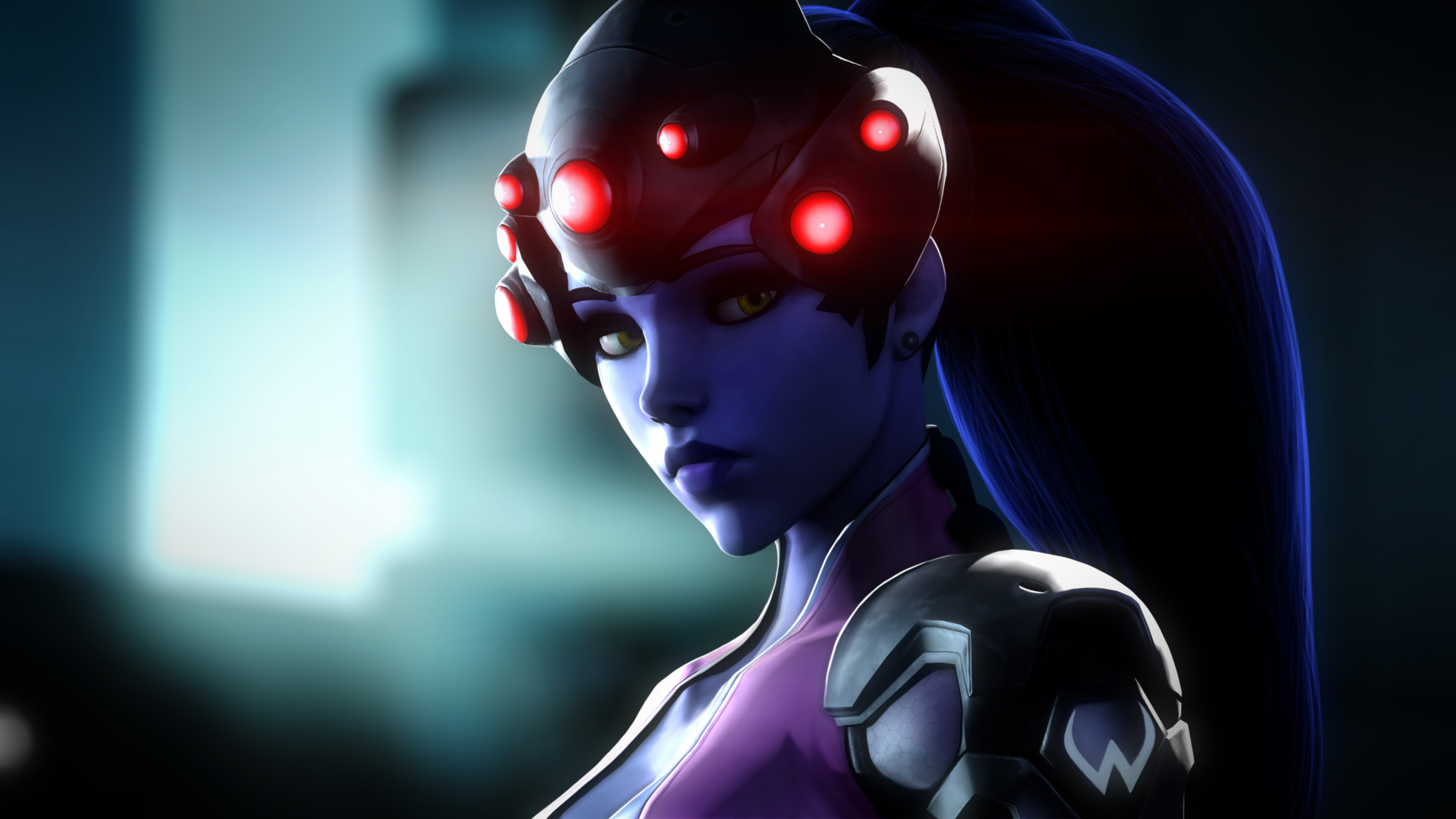 207 Widowmaker Overwatch Hd Wallpapers Background Images