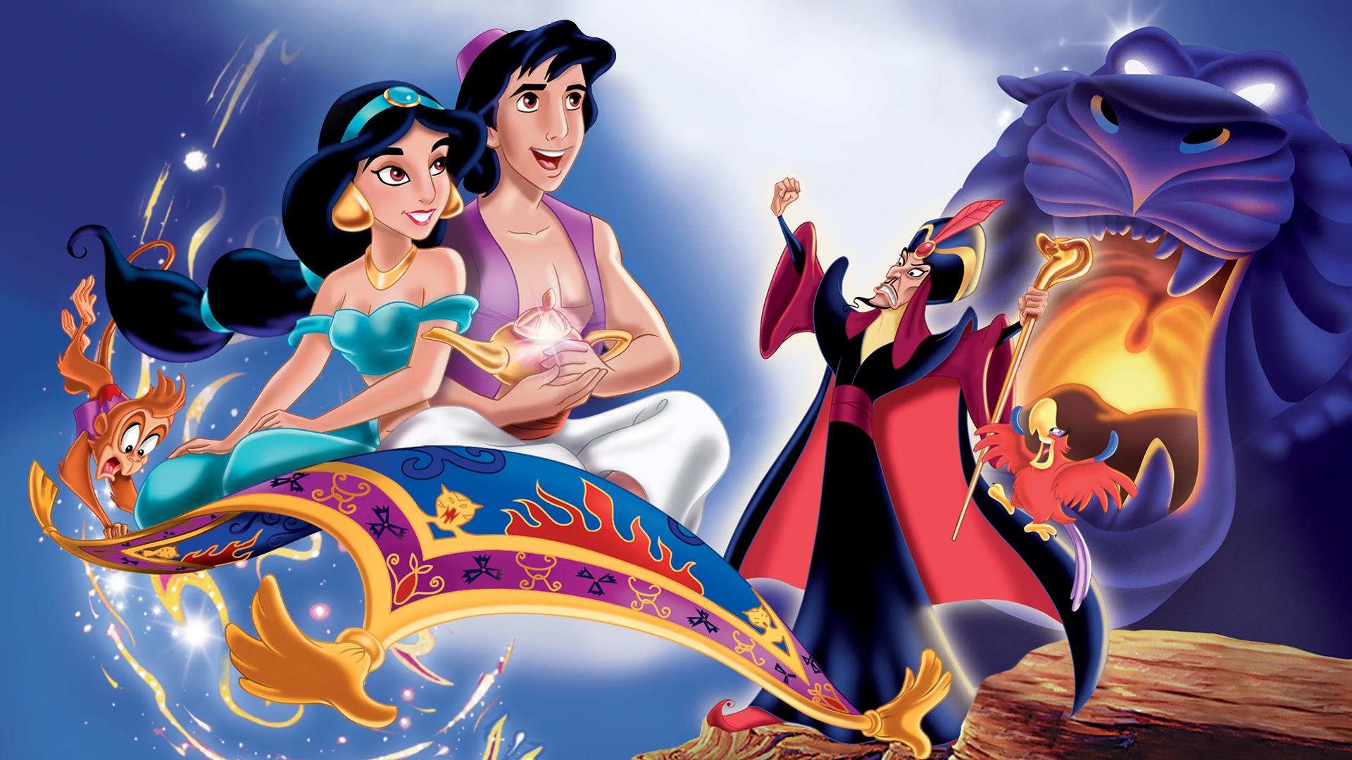 画像 ディズニー アラジン Aladdin Pcデスクトップ壁紙