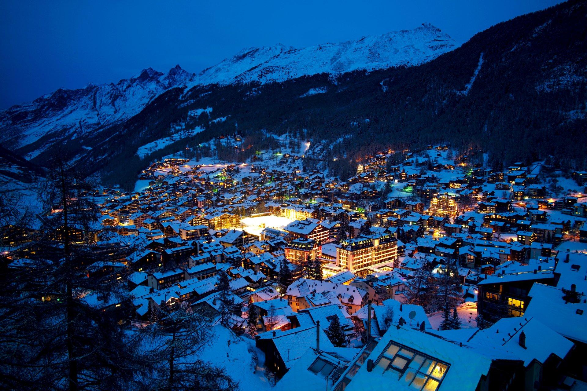 Zermatt 5k Retina Ultra Fondo De Pantalla Hd Fondo De