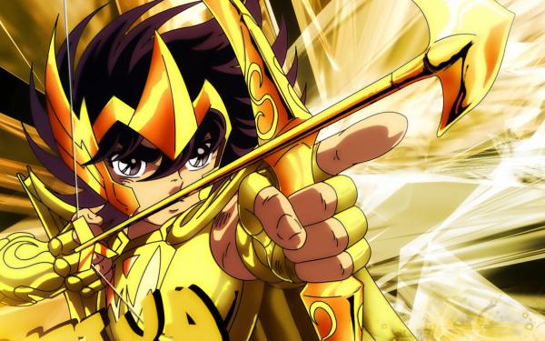 Anime Saint Seiya Pegasus Seiya HD Wallpaper | Background Image