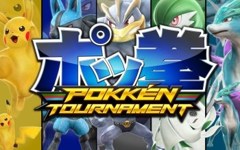Preview Pokken Tournament