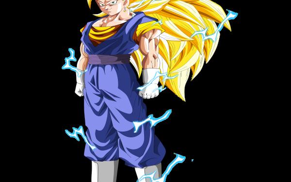 Anime Dragon Ball Super Dragon Ball Vegetto HD Wallpaper | Background Image