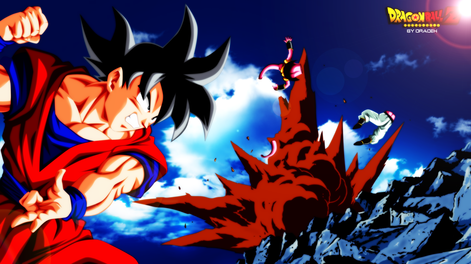 Goku Majin Buu Wallpapers ID680811