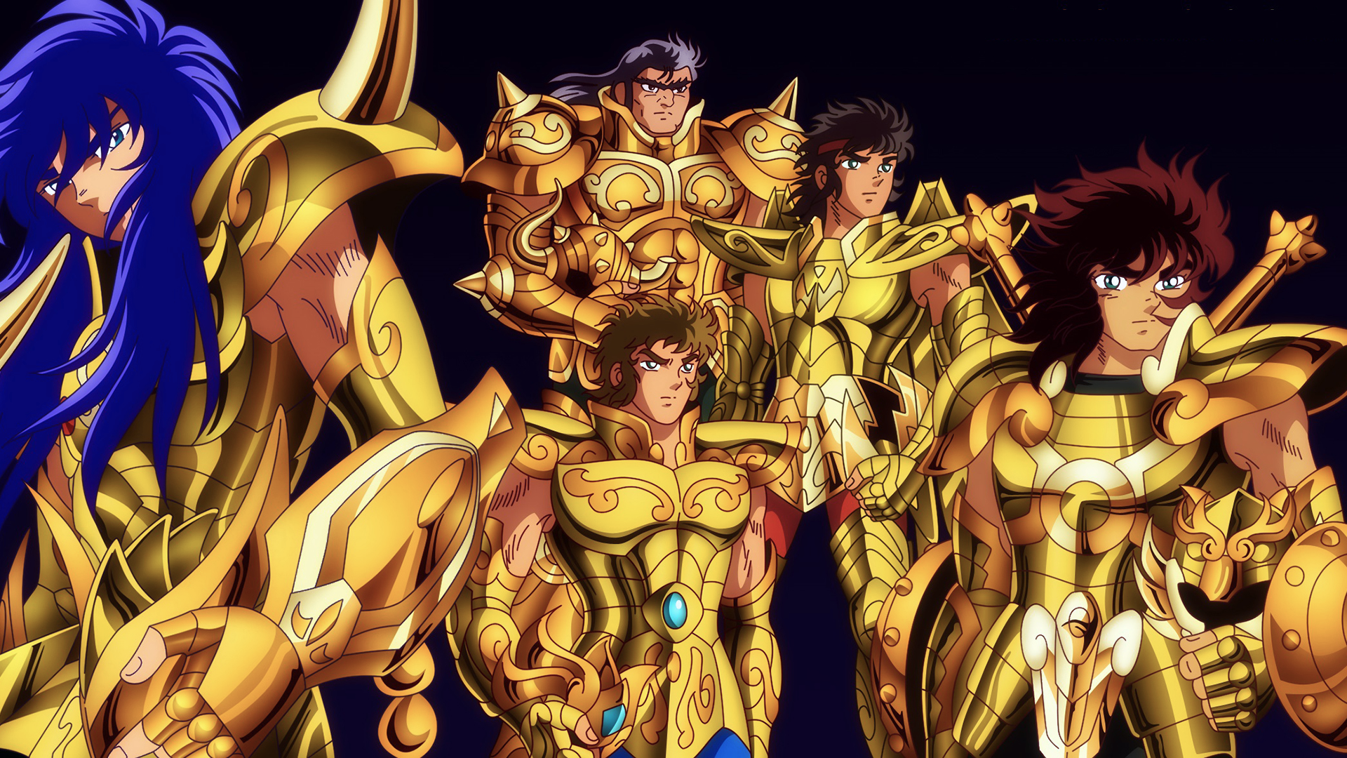 Golden Saints 3 Hd Wallpaper Background Image 1920x1080 Id