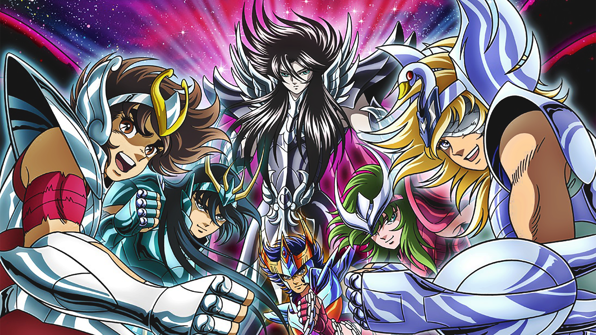 120 Saint Seiya Hd Wallpapers Background Images Wallpaper Abyss
