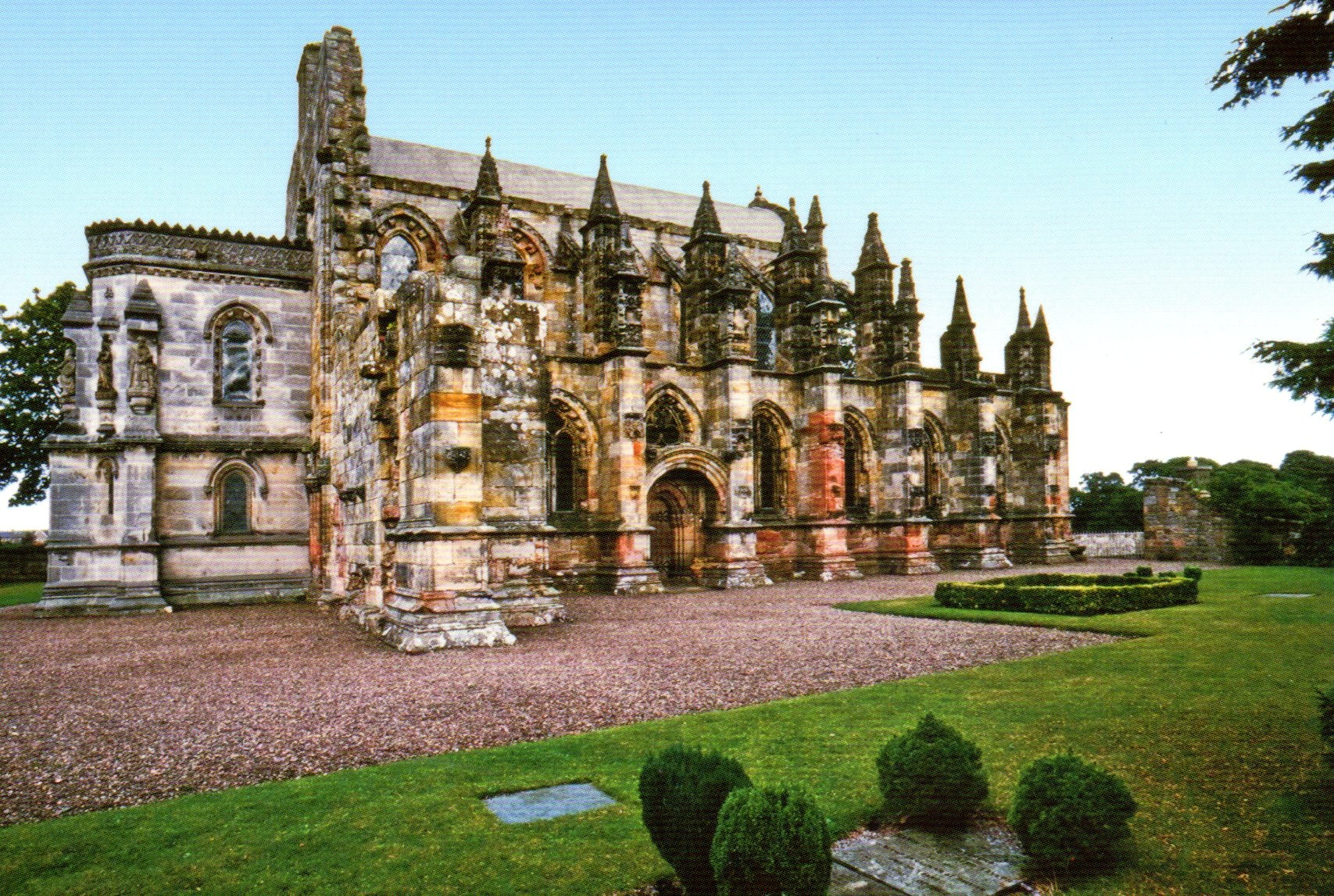 Rosslyn Chapel in Scotland Wallpaper and Background Image | 1707x1147 | ID:681656 - Wallpaper Abyss
