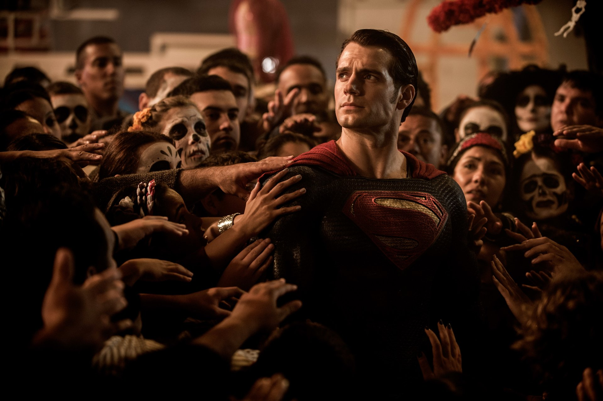 Movie - Batman v Superman: Dawn of Justice  Superman Henri Cavill Wallpaper