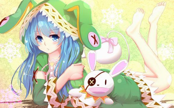 Anime Date A Live HD Wallpaper | Background Image