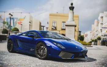 HD Wallpaper | Background Image ID:685711. 3840x2160 Vehicles Lamborghini  Gallardo