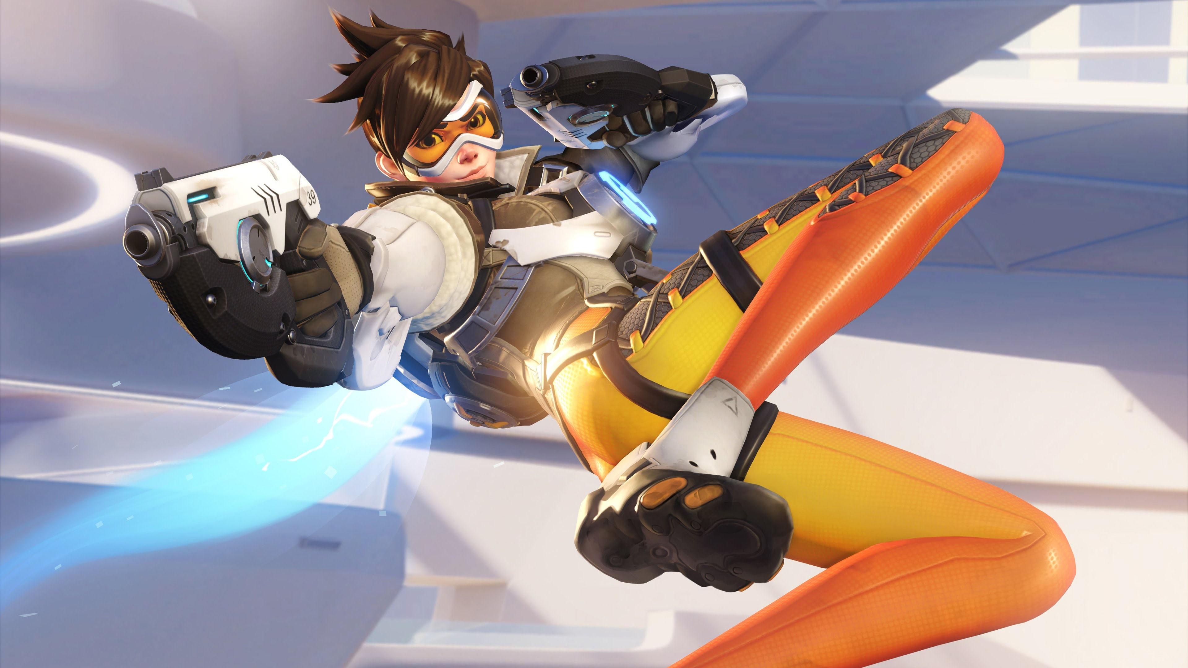 427 Tracer Overwatch Hd Wallpapers Background Images Wallpaper