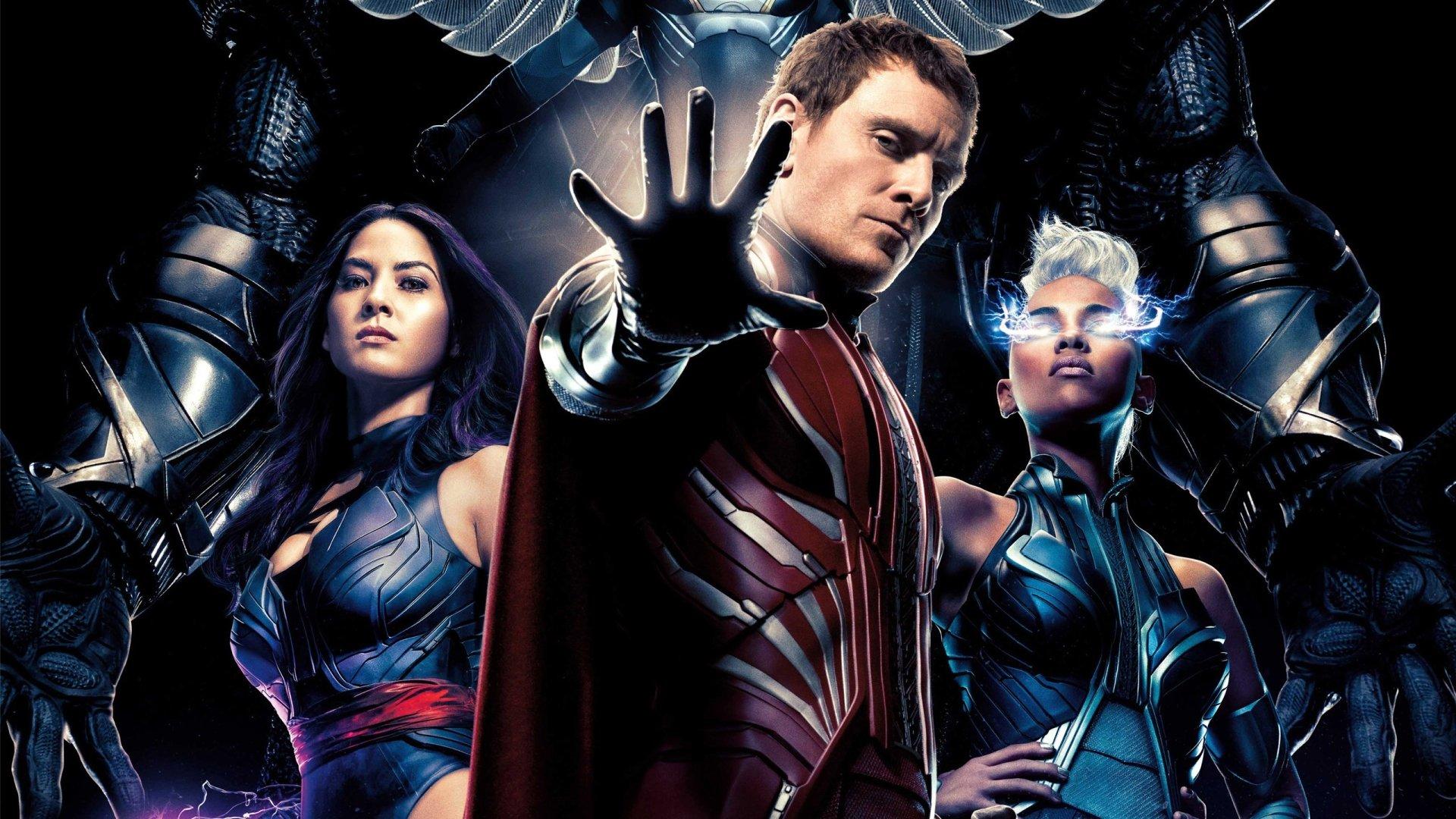 电影 - X战警:天启  Storm (Marvel Comics) 壁纸
