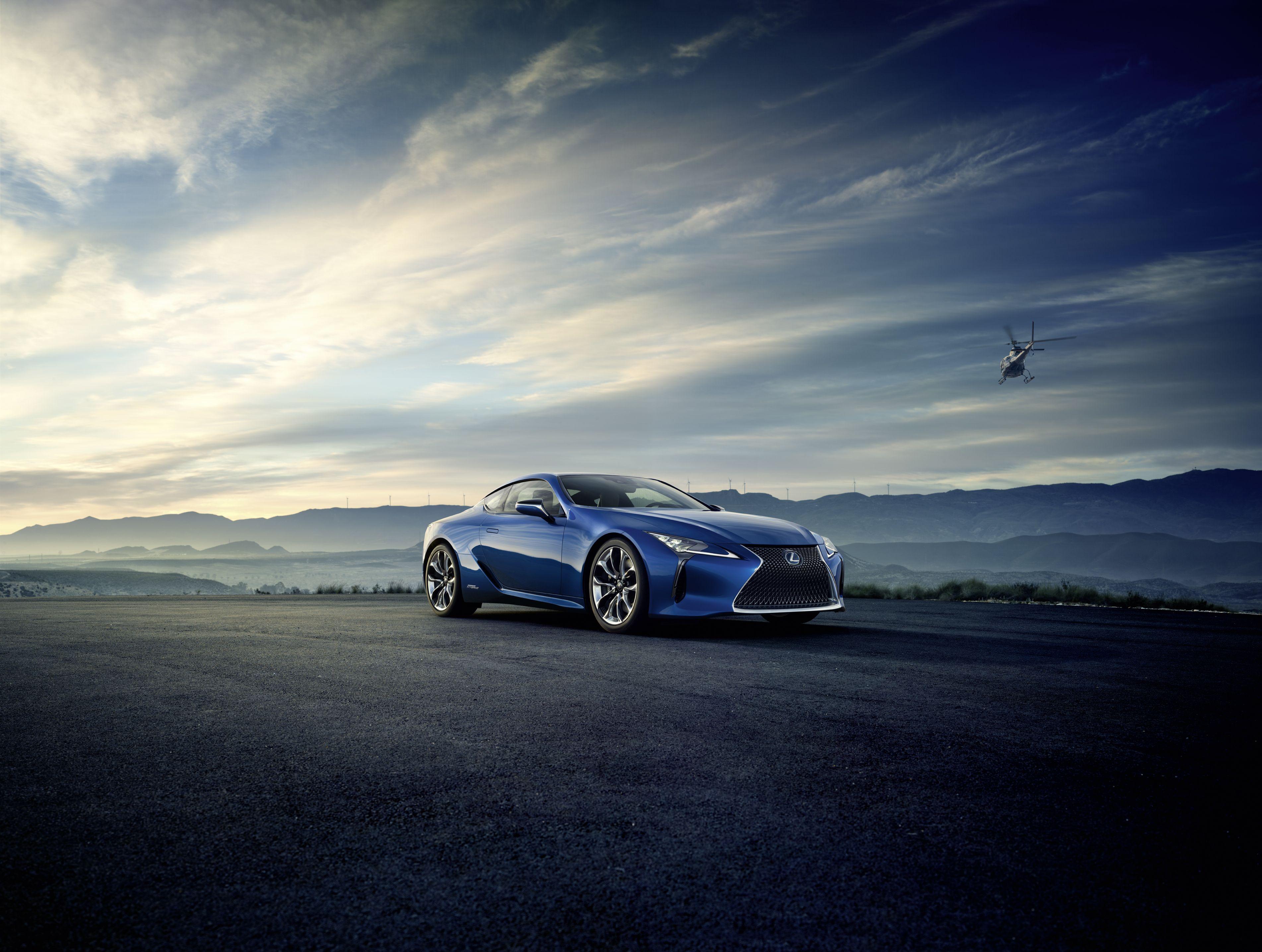 Lexus Lc 500 Hd Wallpaper Background Image 3805x2872 Id 688301