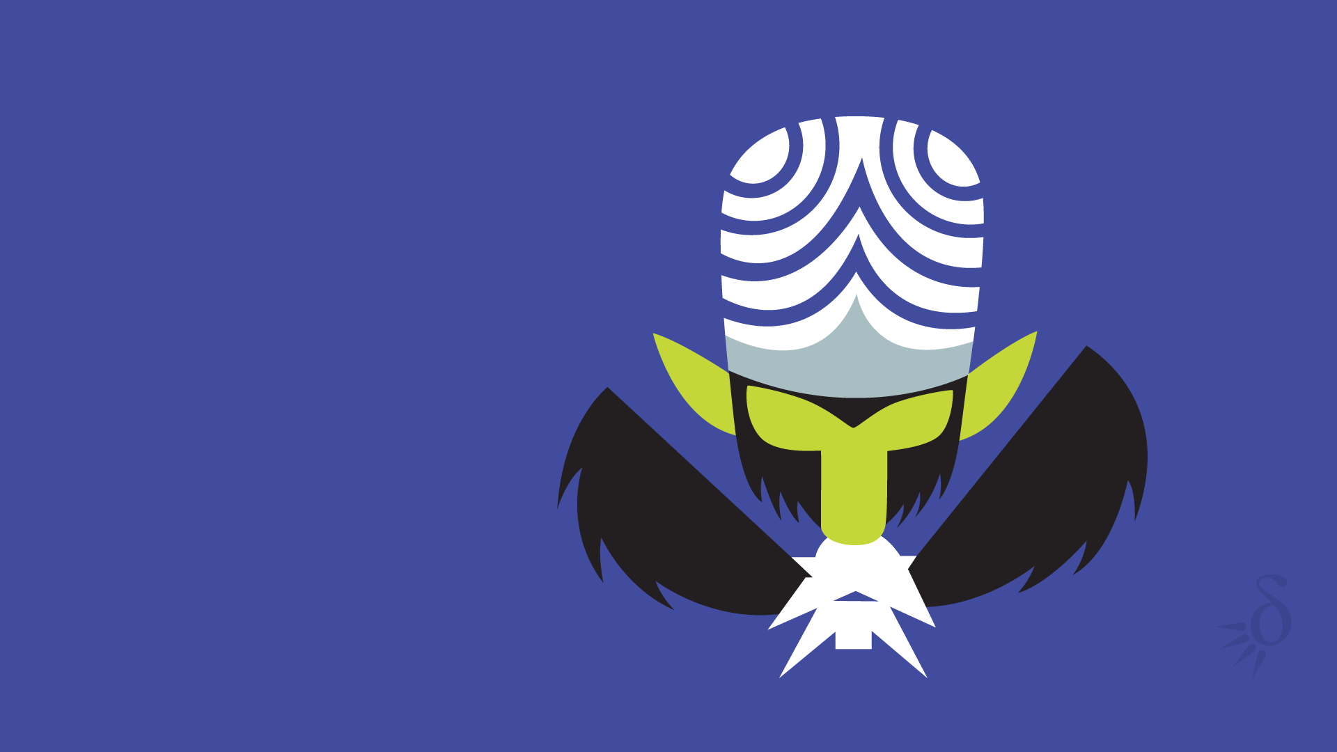 TV Show - The Powerpuff Girls  Mojo Jojo Wallpaper