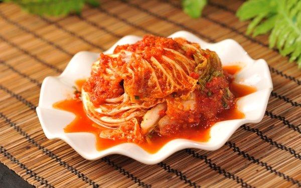Food Meal Korean Plate HD Wallpaper | Background Image