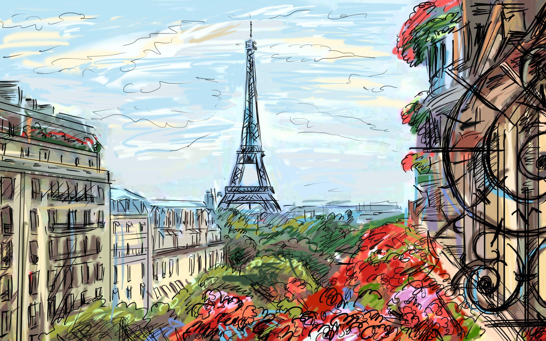 Hd wallpaper paris - Hd Wallpaper Background Id 689055