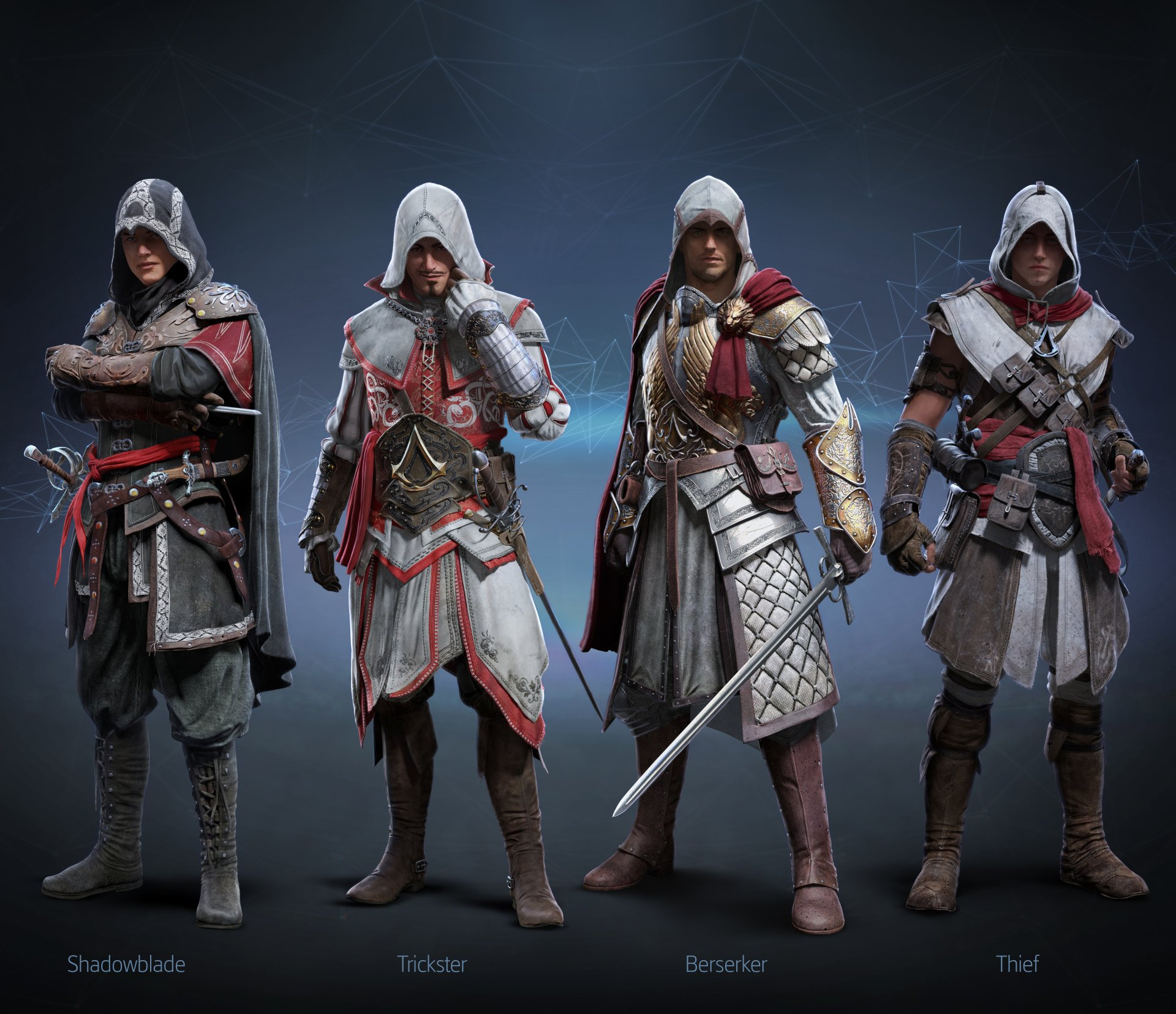 6 Assassin S Creed Identity Hd Wallpapers Background Images