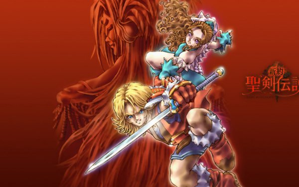 Video Game Sword of Mana Mana HD Wallpaper | Background Image