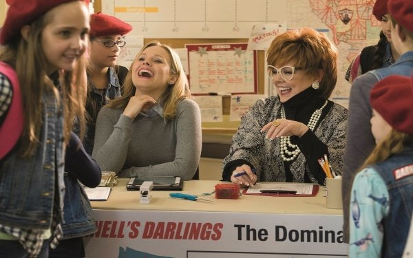 Movie The Boss Melissa McCarthy Kristen Bell HD Wallpaper | Background Image