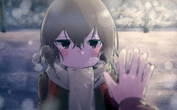 Anime ERASED Kayo Hinazuki Fondo de pantalla HD | Fondo de Escritorio