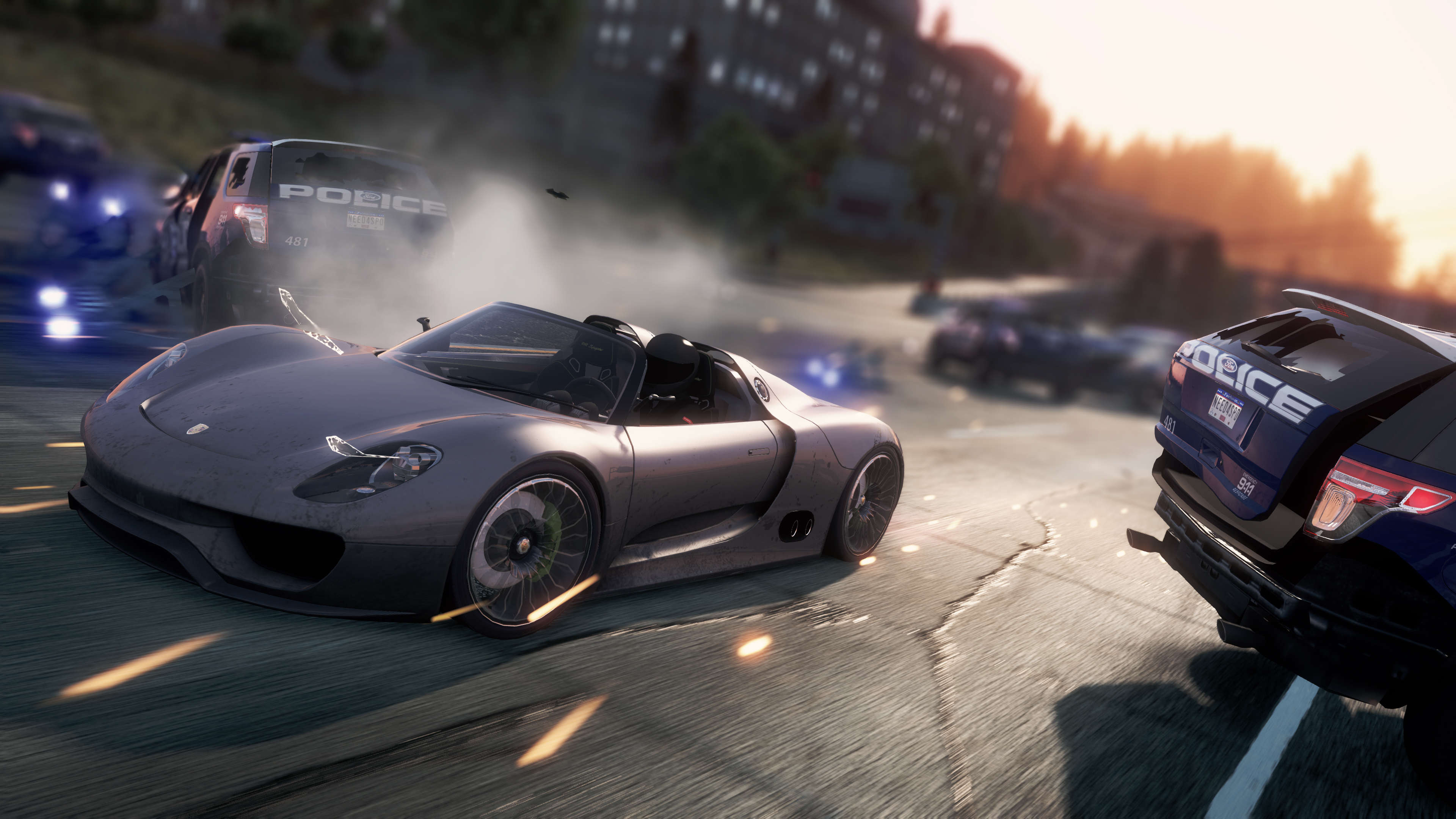 694193 Fabulous Need for Speed Most Wanted 2012 Porsche 918 Spyder Concept Location Cars Trend
