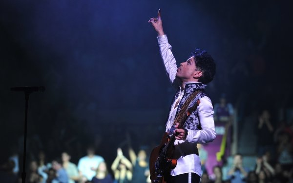 Music Prince Singers United States Singer American Concert Guitar HD Wallpaper | Background Image