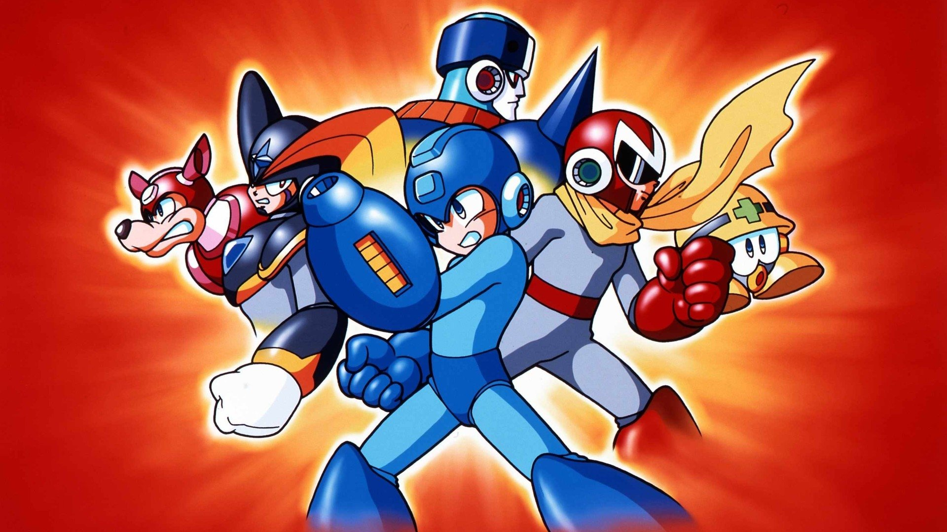 5 Mega Man 8 Hd Wallpapers Background Images Wallpaper Abyss